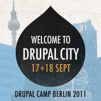 Come to Drupal City